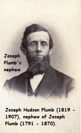 Joseph Plumb   1800s Antislavery Activists